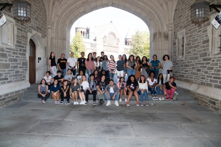 Photography Field Trip to Princeton University Inspires County Prep Students